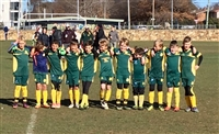 Kanga  Cup U11  Leopards